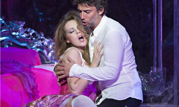 Manon Lescaut, Royal Opera House, June 2014.